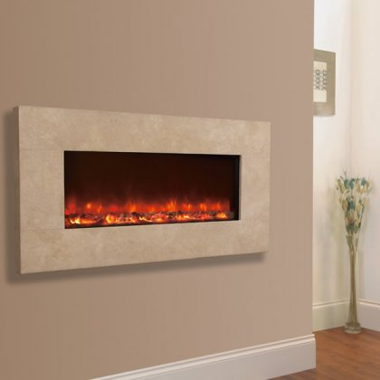 Electriflame XD Travertine