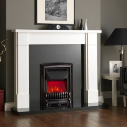 Excelsior Slimline Electric Fire Dimension