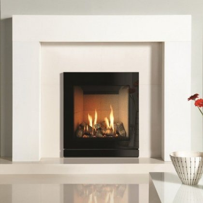 Riva2 530 Designio 2 Glass Balanced Flue