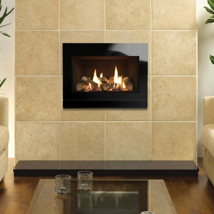 Riva2 670 Designio 2 Glass Balanced Flue