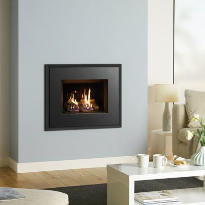 Riva2 500 Evoke Glass Balanced Flue