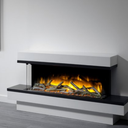 Freestanding Electric Fires Fireplace Saver