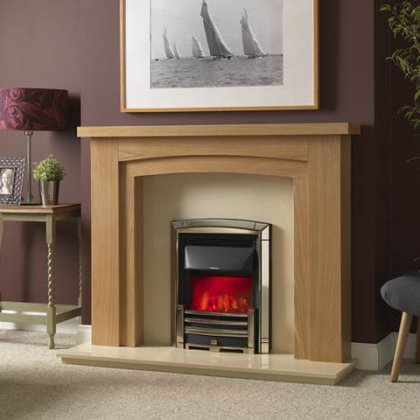 Masquerade Slimline Electric Fire